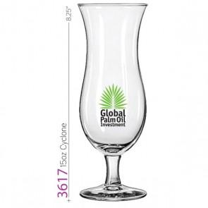 15 oz Cyclone Glass