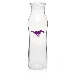 22 oz Glass Swerve Bottle
