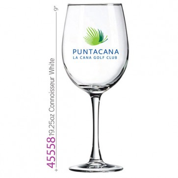 19.25oz Connoisseur White Wine Glass