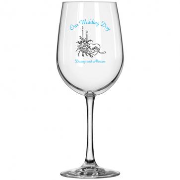18.25oz Vina Tall Wine Glass