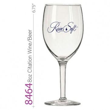 8oz Citation Wine/Beer Glass