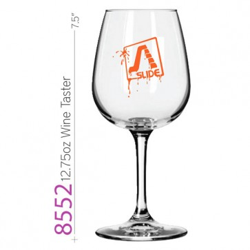 12.75oz Wine Taster Glass