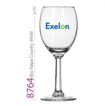 7.75oz Napa Country White Wine Glass