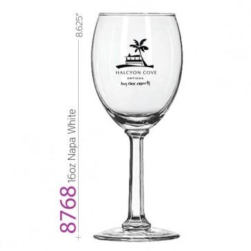 16oz Napa Country White Wine Glass