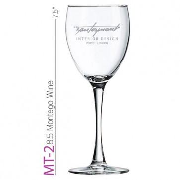 8.5oz Montego Wine Glass