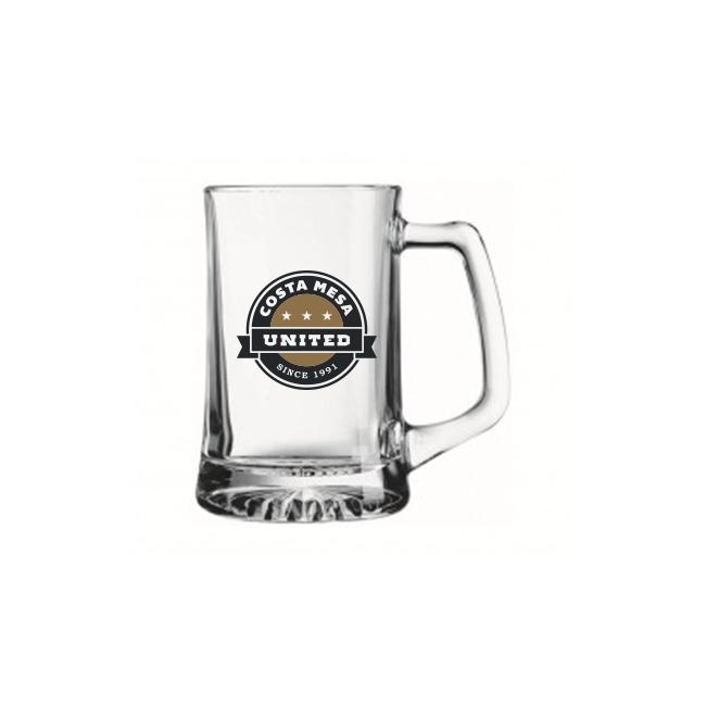 3f96d509d87 15oz Sport Mug - Glass Mugs - Beer Glasses Promotional Drinkware and ...