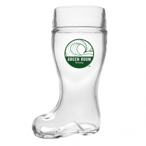 17oz Boot Glass
