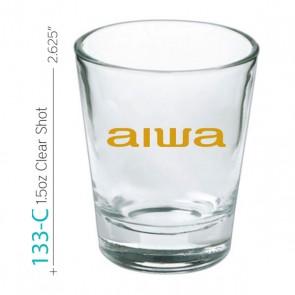 1.5oz Clear Shot Glass