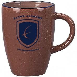 13oz Brown Speckled Endeavor Mug