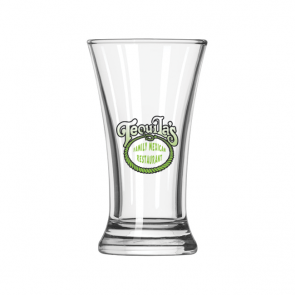 2oz Flare Shot Glass