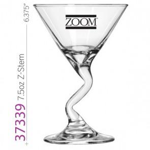 7.5 oz Libbey Z-Stem Martini Glass
