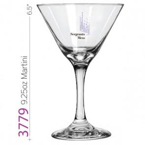 9.25oz Libbey Martini Glass