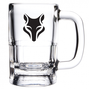 12 oz Libbey Glass Mug