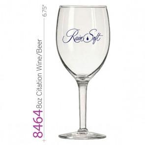 8 oz Citation Wine/Beer Glass