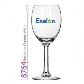 8 oz Napa Country White Wine Glass