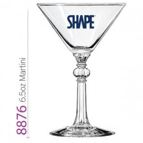 6.5oz Libbey Martini Glass