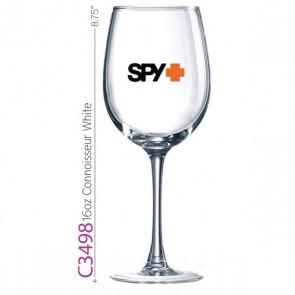 16oz Connoisseur White Wine Glass