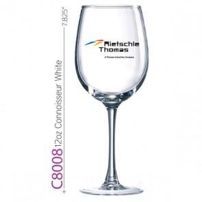 12oz Connoisseur White Wine Glass