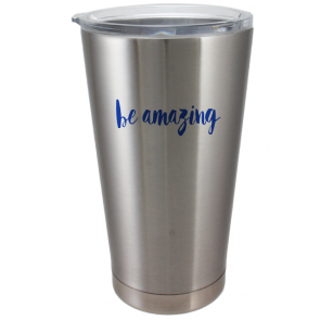 18 oz Baby Boss Vacuum Double Wall Stainless Tumbler