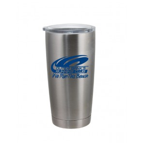 20oz Lil' Boss Vacuum Double Wall Stainless Steel Tumbler